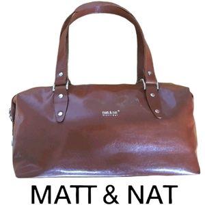 Matt & Nat- Vegan Leather Shoulder Bag